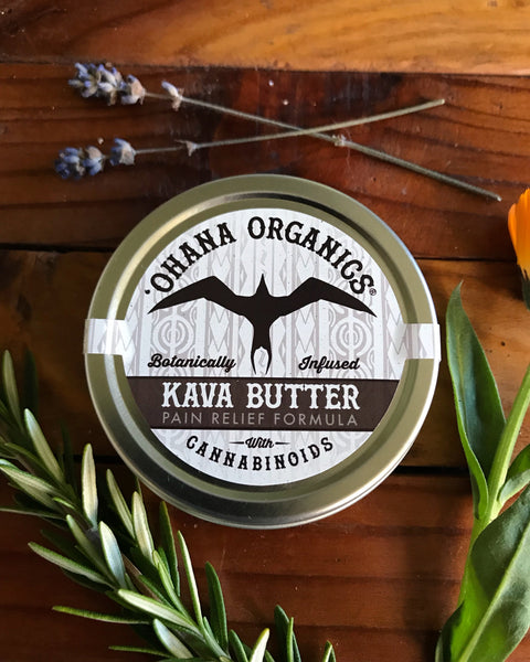 NEW!! Kava Butter
