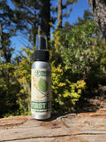 Organic first aid spray