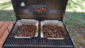 Autumn Chestnut Roasting Pack with 2.5 lbs of Fresh Chestnuts