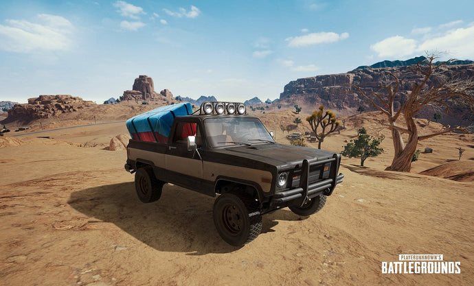 Try the new desert map Miramar now on the test servers