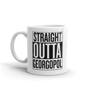 Straight outta Georgopol - Mug