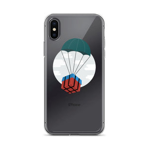 Look! A Supply drop! - iPhone Case