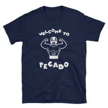 Welcome to Pecado - Short-Sleeve Unisex T-Shirt