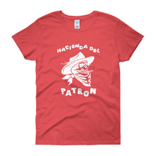 Hacienda Del Patron - Short Sleeve Women's T-shirt