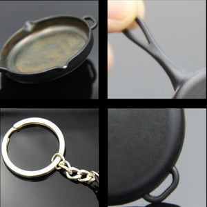The Pan (Lvl. 4) - Keychain