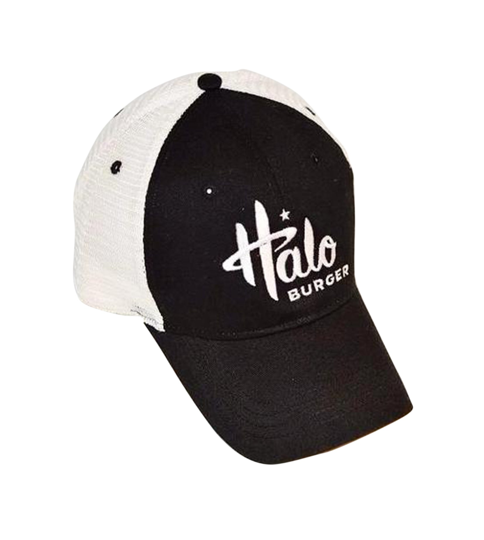 Halo Burger Logo Hat