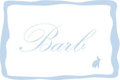 Barb Signature Logo
