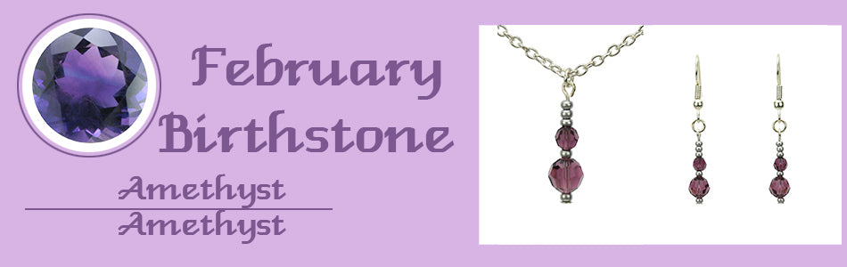 February Birthstone Collection