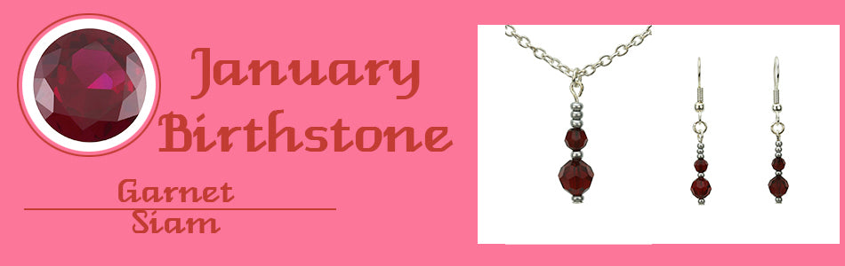 January Birthstone Collection