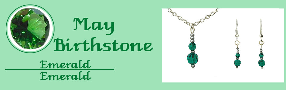 May Birthstone Collection