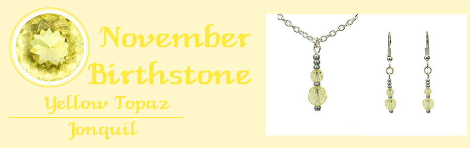 November Birthstone Collection