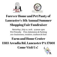 Summer Shopping Fundraiser