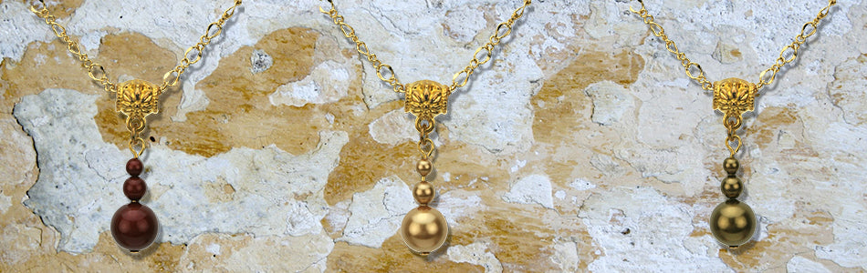 Gold Pendant Collection