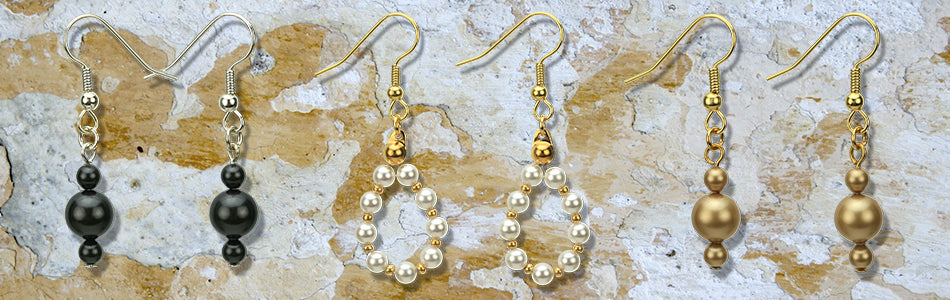 Pearl Earrings Collection