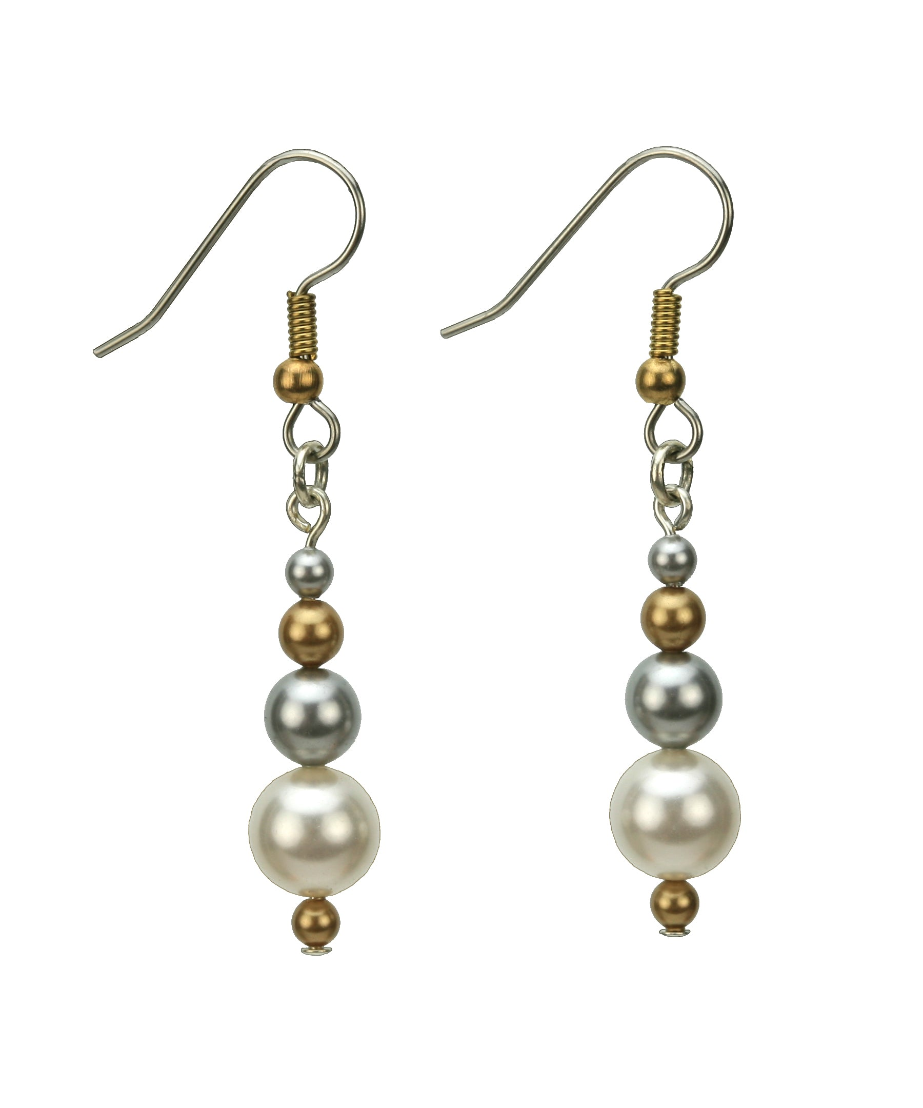 and earrings sliver london silver pearls pearl en