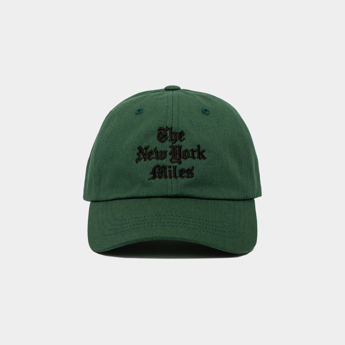 New York Miles Hat – Green