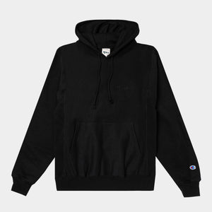 Miles World Trade Hoodie – Black