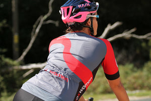 Voxwomen Classic Cycling Jersey - womens