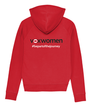 Voxwomen Team Wear Hoodie - organic cotton