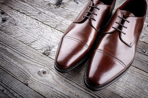 Shoes to match the handshake...men who get the job, wear great shoes