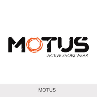 Motus footwear brand sold at Shumaker.ca