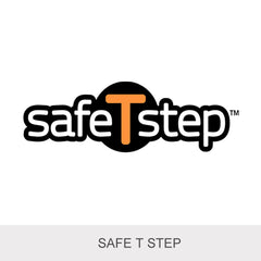 Safe T Step anti-slip work wear, available at Shumaker