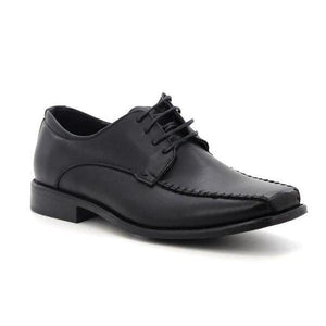 Stepwel Men's Lace up Ankle Shoes-STEPWEL-Shumaker Shoes