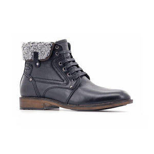 Stepwel Mens Lace-up Ankle Boots-STEPWEL-Shumaker Shoes
