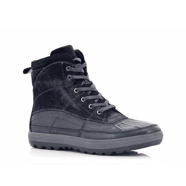 Stepwel Men Lace-up Ankle Waterproof Boots