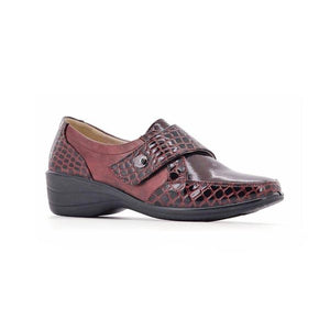 Stepwel Ladies Velcro Monte Shoes-STEPWEL-Shumaker Shoes