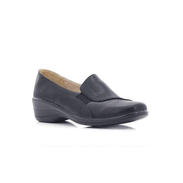 Stepwel Ladies Slip-on Ankle Shoes