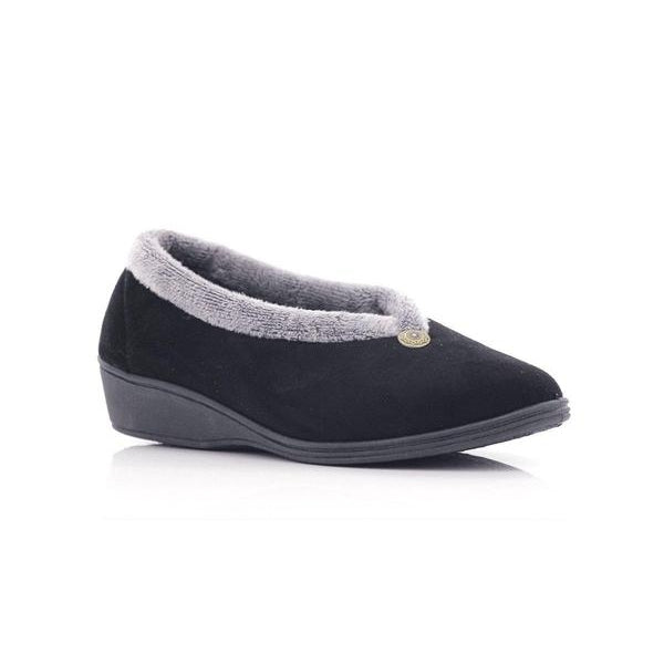 Fjord Ladies Slip-on Ankle Slippers