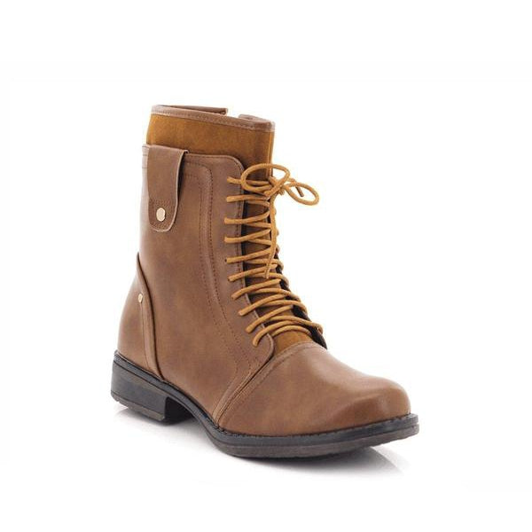 Lolla-Bacchi Ladies Lace-up Sturdy Conquest Boots