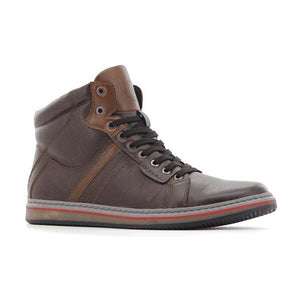 Stepwel Mens Zipper Sneaker Boots-STEPWEL-Shumaker Shoes