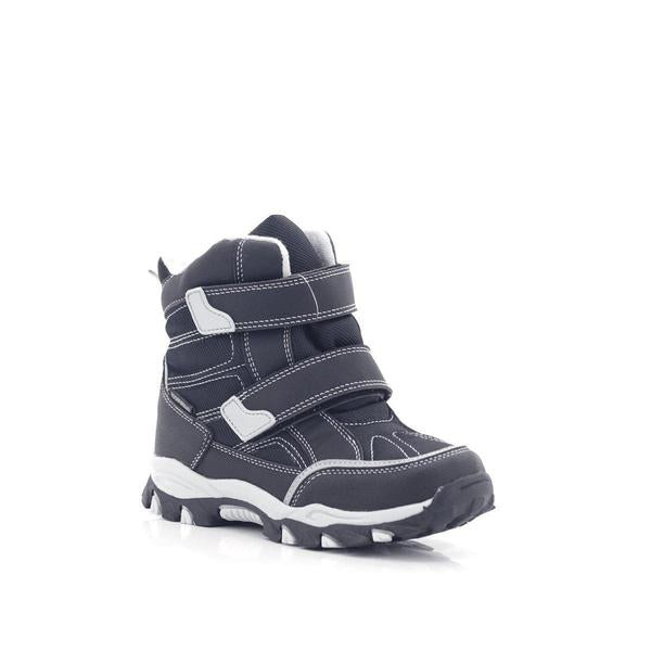 Itsy Bitsy Boys Velcro Ankle Sneaker Boots
