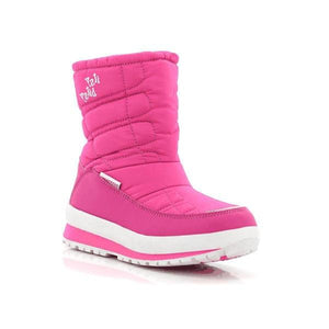 Itsy Bitsy Girls Higher Ankle Waterproof Boots-ITSY BITSY-Shumaker Shoes