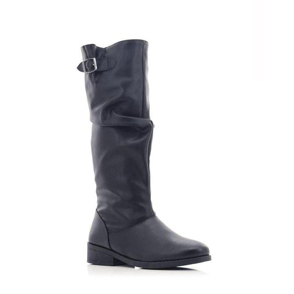 Lolla-bacchi Ladies Buckle Knee-high Boots