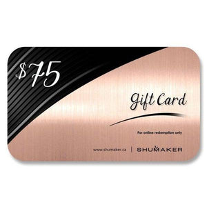 Shumaker Gift Card (VIP)-Shumaker Shoes-Shumaker Shoes