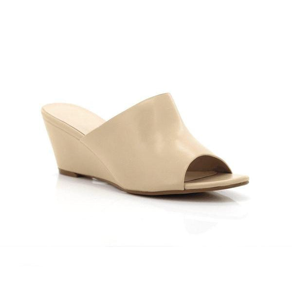 Lolla-Bacchi Ladies Slide Open Toe Wedge Sandals