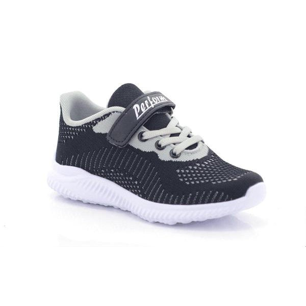 Perform Boys Velcro Ankle Athletic Shoes