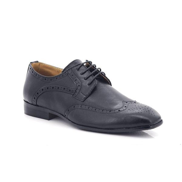 Lepascha Men's Lace-up Ankle Brogues