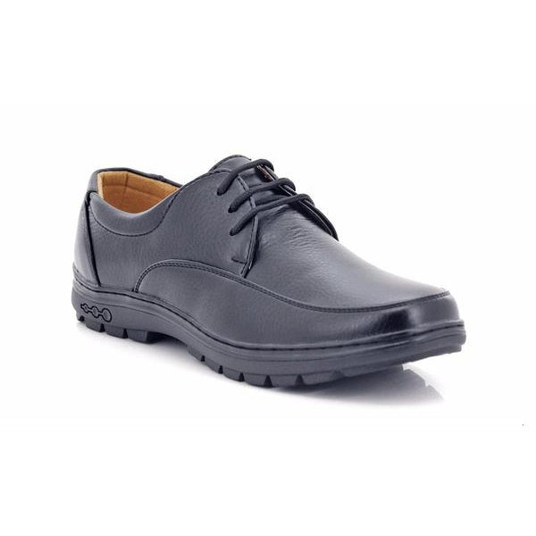 Lepascha Men's Lace-up Ankle Anti-Slip Shoes