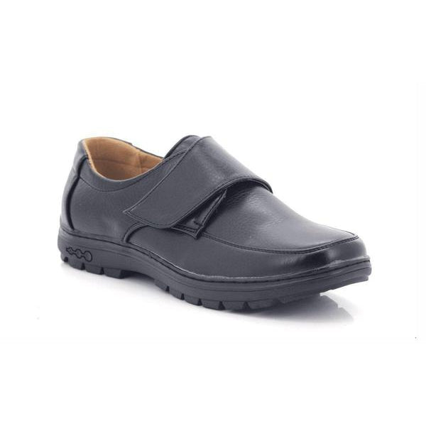 Lepascha Men's Velcro Hardy Wide Shoes
