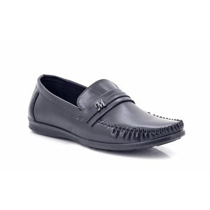 Lepascha Men's Slip-on Ankle Solid Shoes-LEPASCHA-Shumaker Shoes