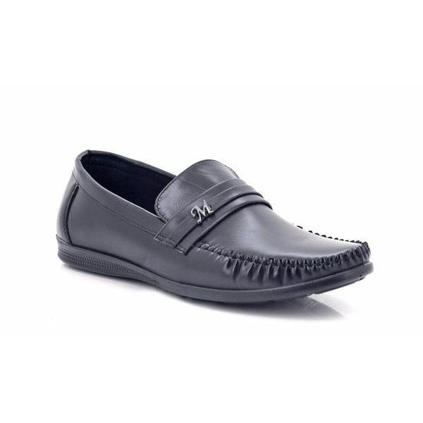 Lepascha Men's Slip-on Ankle Solid Shoes