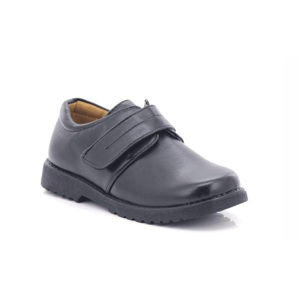 Jack-n-Jill Boys Velcro Ankle Dress Shoes