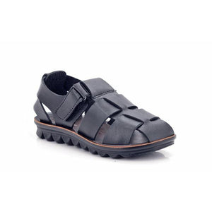 Jack-n-Jill Boys Velcro Closed Sandals-JACK N JILL-Shumaker Shoes