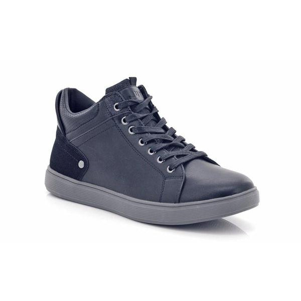 Lace-up Chukka Sneakers
