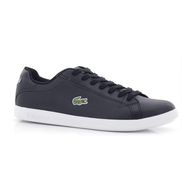 Lacoste Men's Lace-up Ankle Toe Sneakers