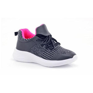 Perform Ladies Lace-up Energize Training Sneakers-PERFORM-Shumaker Shoes